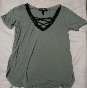 Derek heart T-shirt